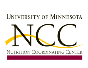 University of Minnesota Nutrition Coordinating Center logo